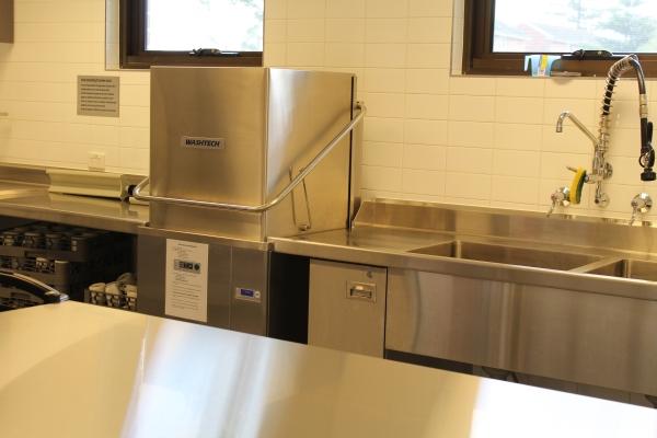 Commercial kitchen Berkeley Neighbourhood Centre