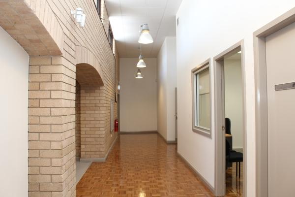 Corridor Berkeley Neighbourhood Centre