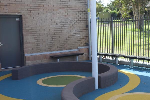 Playground Berkeley Neighbourhood Centre